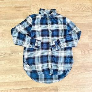 American Eagle Outfitters Women's Flannel Shirt